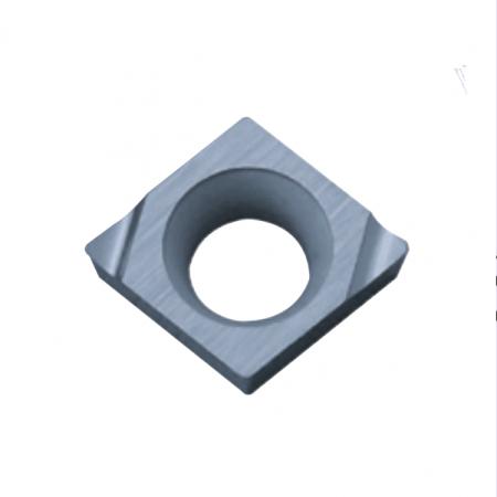 海纳CCGT040104L-F K10U 硬质合金搪孔菱形数控车刀片镗刀片