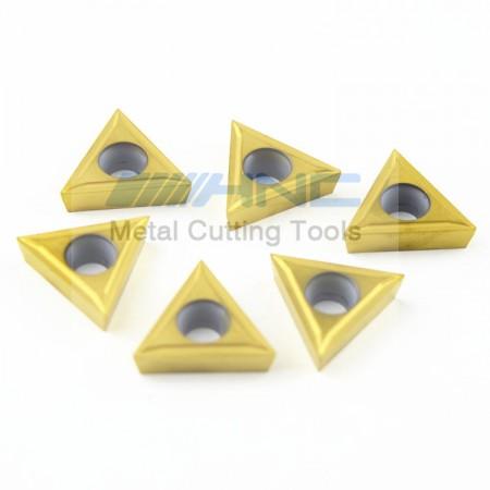 海纳TCMT16T312 1P TN10U 难加工材料专用三角形车刀片
