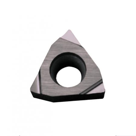 海纳WBGT060104L-F WS1025硬质合金涂层数控车刀片小孔镗刀片数控刀粒