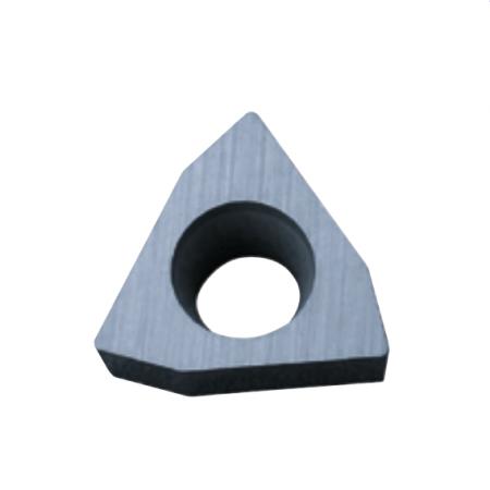 海纳WBGT060104L K10U硬质合金桃型小孔径镗孔刀片数控车刀片刀粒