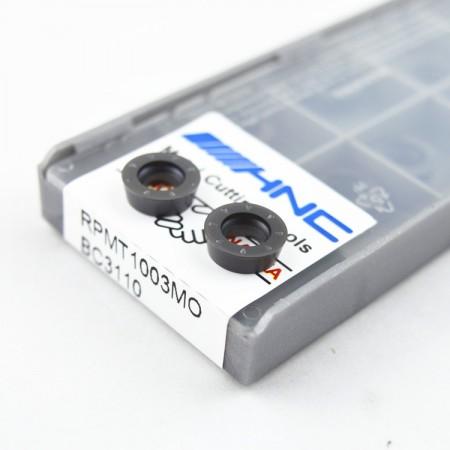 海纳RPMW1003MO(R5)数控模具铣刀片涂层钢件用涂层R5数控模具铣刀片