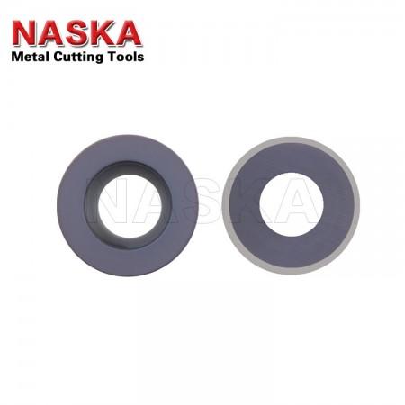 NASKA纳斯卡RDMW0501MO PM2080硬质合金R2.5模具铣刀片数控刀具