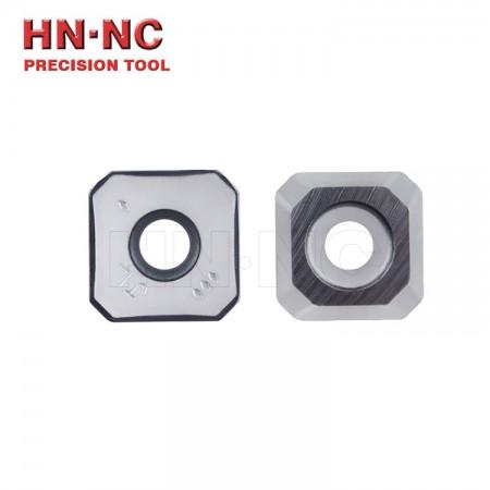 NASKA金属陶瓷钢件专用SEET12T3-JL TD4000数控铣刀片数控刀具