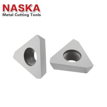 NASKA纳斯卡TEHW16T3PEFR KW10硬质合金铸铁铝合金专用铣刀片