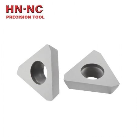 海纳TEHW16T3PEFR 铝合金微调铣刀盘铸铁铝合金专用三角型铣刀片