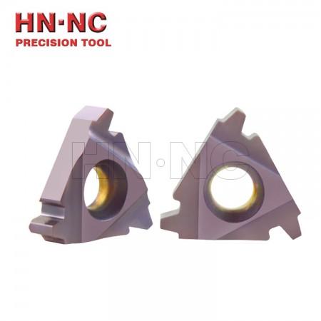 海纳27ER 2 STACME CP600 29度美制梯形短齿艾克姆外螺纹刀片数控刀具