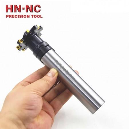 海纳ST32-SEMC16-183直柄平面铣刀柄FMB16芯轴数控刀具