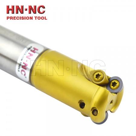 海纳黄金钛舍弃式立铣刀杆EMR5R数控铣刀杆