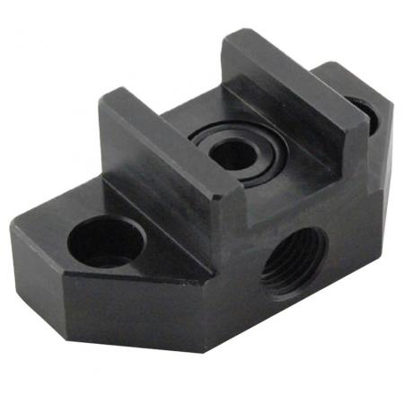 海纳加工中心BT40/50油路刀柄定位块素材角度头止动块增速器固定块