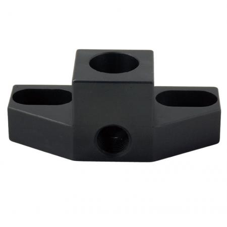 海纳SFT-50油路刀柄定位块角度头止动块BT50定位块素材